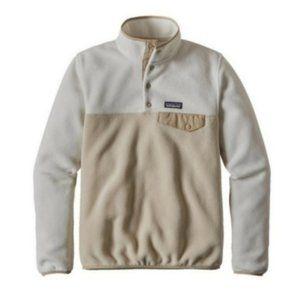RARE Patagonia Synchilla Snap Pullover Fleece S M